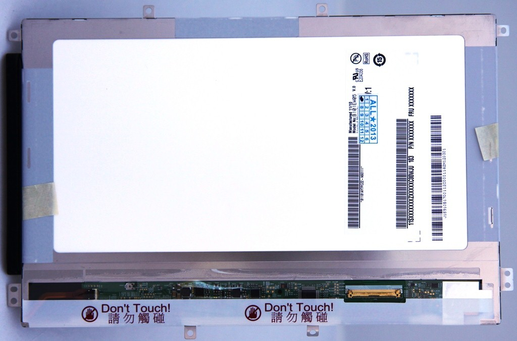"""AUO 10.1"""" LCD Panel"""