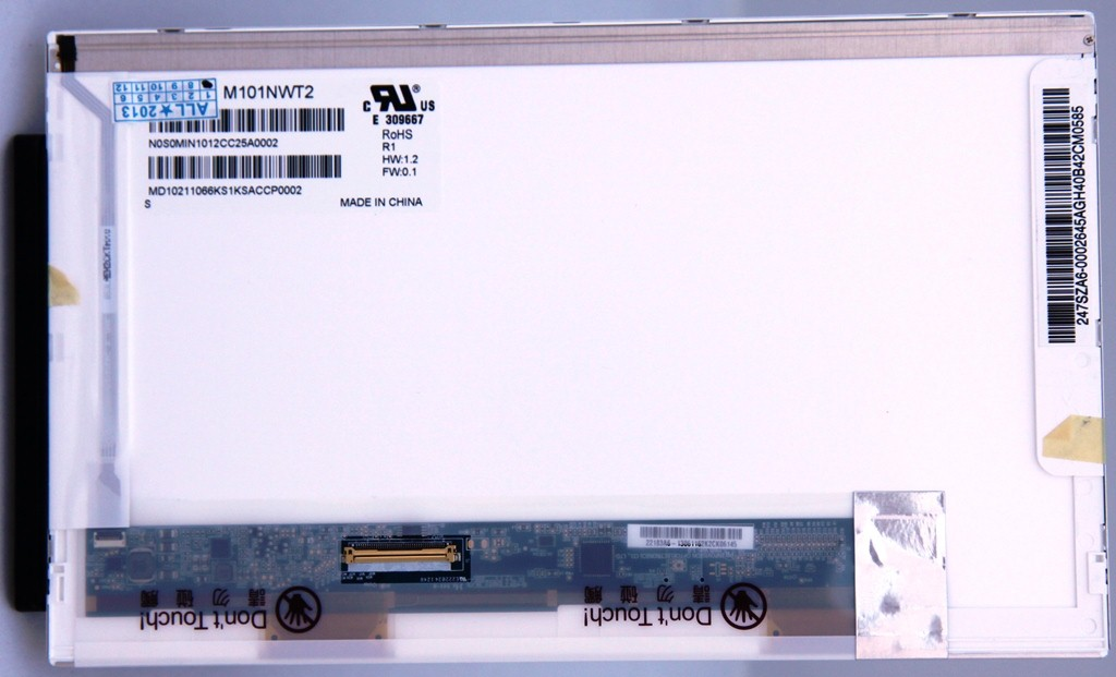 """Infovision 10.1"""" LCD Panel"""