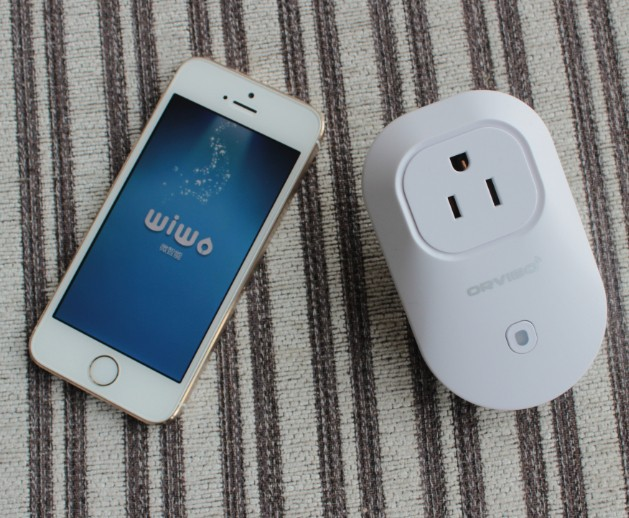 Smart WiFi AC Socket