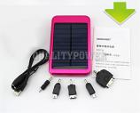 5000mAh Solar Battery